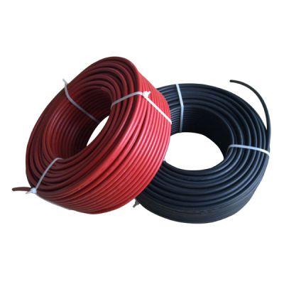 供应【品恩牌】PV1-F 1*1.5mm2低烟无卤 镀锡铜丝太阳能光伏电缆