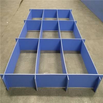 广东PP发泡板隔板 阳江发泡pp板刀卡 聚丙烯板料盒 东莞正美免费加工