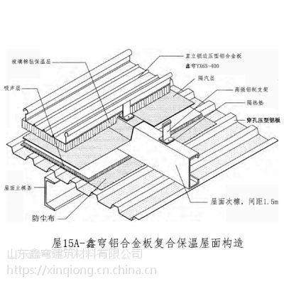 广州 吸音穿孔铝镁锰板 厂家直销