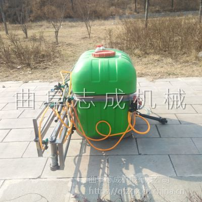 拖拉机悬挂式杀虫机 新式农作物宽支架喷药机 大面积杀虫打药机