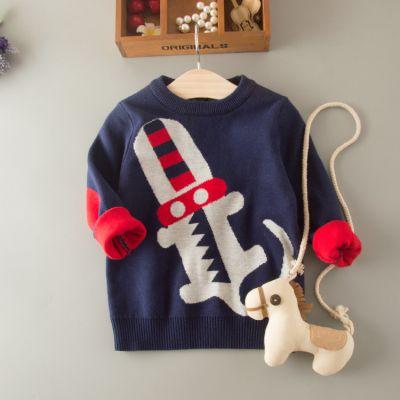 童装毛衣加工厂大朗现款童装男针织衫来图来样订单生产