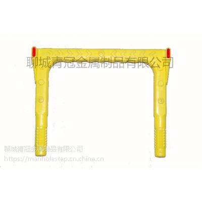塑钢爬梯,型号齐全,主要适用于各类检查井,尤其适用于市政工程的污水检查井