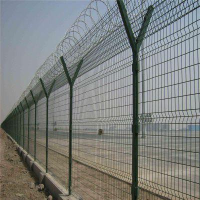双边丝护栏网 安平铁丝围栏 路边隔离种类