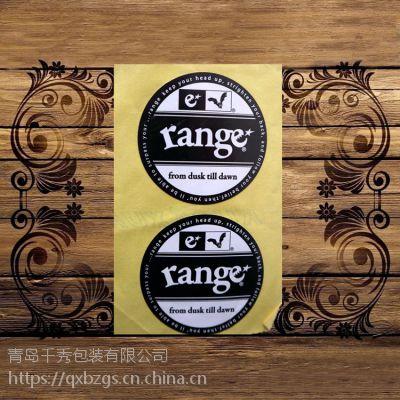 潍坊不干胶标签加工厂家形状可定制