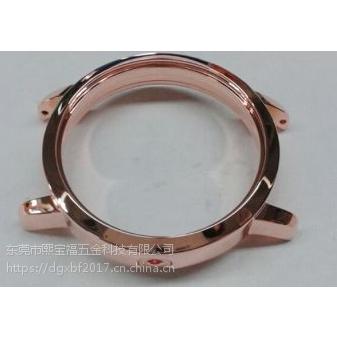 专业提供钟表表面处理水镀、IP镀膜加工