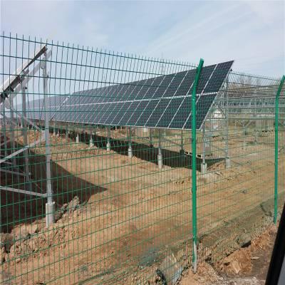 海淀区绿色护栏网厂家 焊接网围栏 围墙防护网