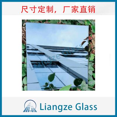 钢化镜子,产地东莞,厚度8mm,品牌惠泽玻璃,颜色镜子