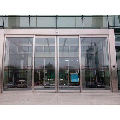 中山东区维修感应玻璃门,自动感应门制造18027235186