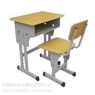 克拉玛依 板式课桌椅质量保证 课桌椅可升降