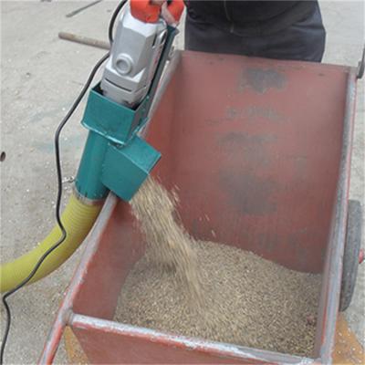 汇众加长软管式自动吸粮机 车挂式玉米小麦装车上粮机