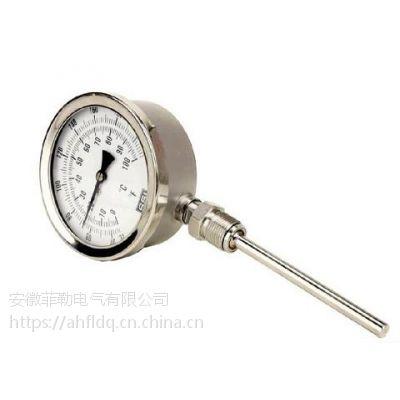 供应菲勒WSS-302双金属温度计