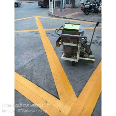 光明新区热熔划线公司,深圳市市政专用车位标线划线