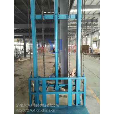 永鸿定制湖南优质的厂房货梯,厂房简易升降货梯,厂家直销接受定制