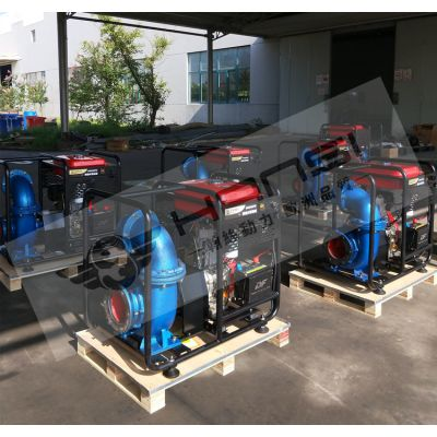 6寸柴油抽水机厂家