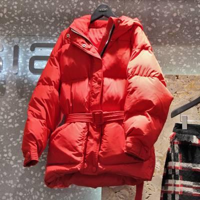 时尚大码女装尾货外套服装尾货清仓货源批发外套女装冬装高领粗线