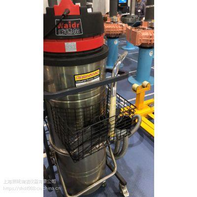 塑料吸废料机WX-3610P电子厂车间工业吸尘器威德尔工业吸尘器