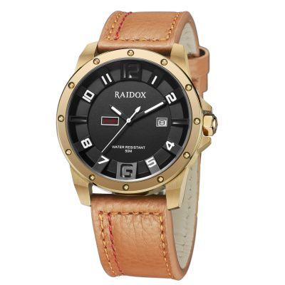 德国品质RAIDOX手表 2017新款888155 男士休闲手表 石英表