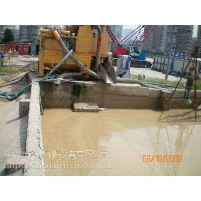 洗沙场泥浆水处理豆腐渣污水排干机