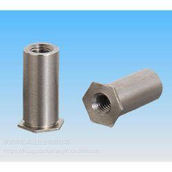 供应不锈钢通孔螺柱SOS-3.5M3-5.5