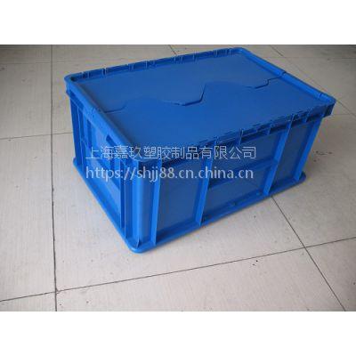 汽配厂专用物流箱零部件运输周转箱
