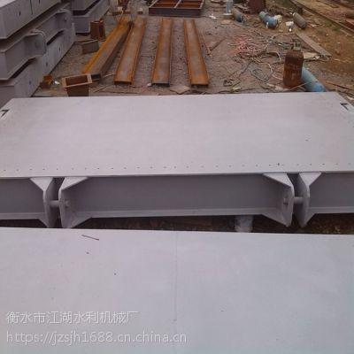 河北启闭机 厂供应2.2*2.2米碳钢闸门 按图纸定做钢闸门 清污机 拦污栅