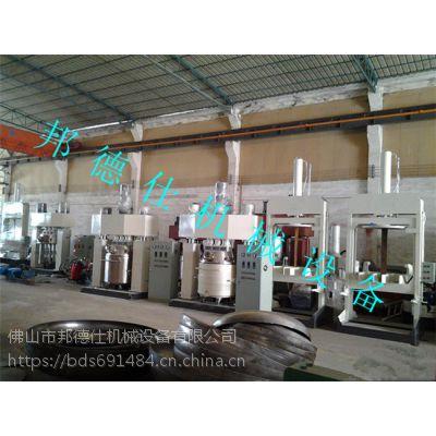 佛山液-液玻璃胶设备厂家 电动小型玻璃胶生产设备