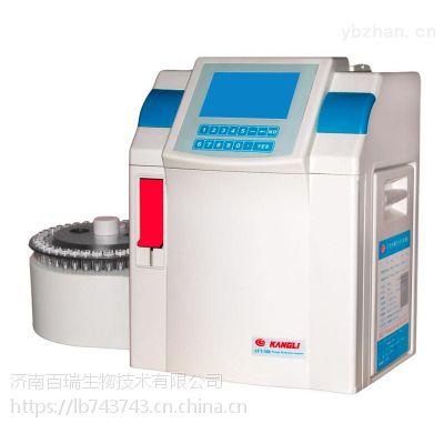 可自动检测,自动校正的康立电解质分析仪,aft-500