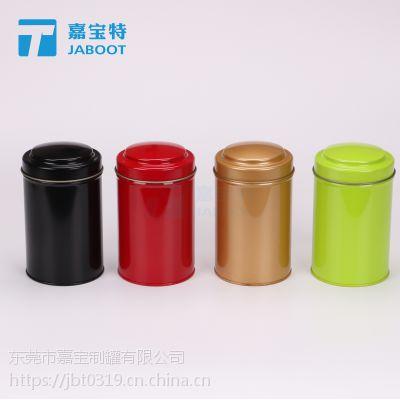 英德红茶铁罐定制 施恩绿茶马口铁罐包装 山楂干金属铁盒