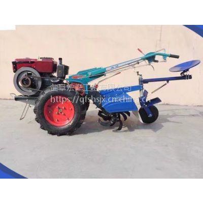 农业手扶旋耕机 手扶式效率跟高质量旋耕机