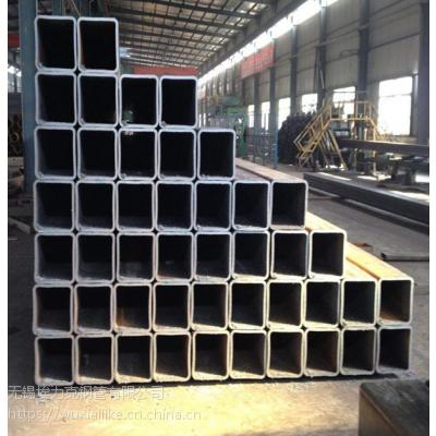 大口径方矩管 高频焊接 Q195材质 半光亮管 规格齐全 十吨起订