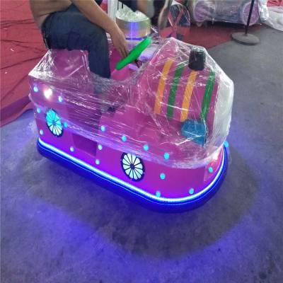 双方向盘儿童玩具车广场景区托马斯电瓶车碰碰车新型幻影战车