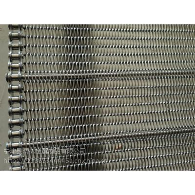 盐水注射机械304不锈钢支杆式网带
