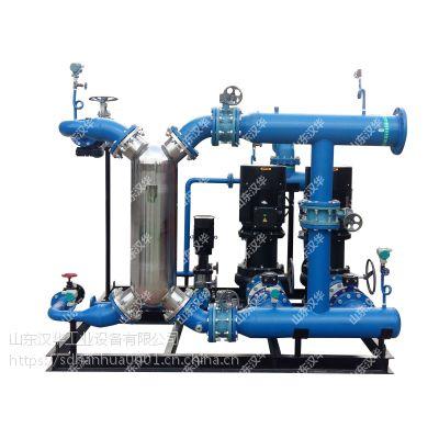 山西供暖供热换热器站配套机组(山东汉华,厂家定制,管式换热器,板式)