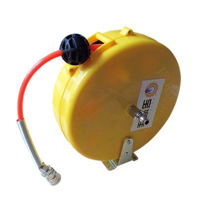 供应深圳宝润佳AA型自动回收气管卷管器 空气管卷轴 气管卷盘