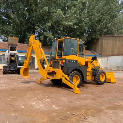 拖拉机改装挖掘机厂家价格/小型挖掘机配置/中首重工小型挖掘机图片