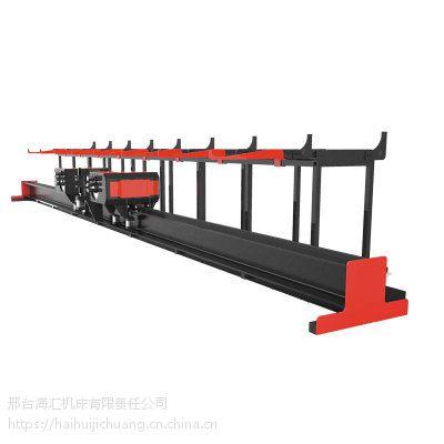 海汇机床32数控钢筋弯曲中心 立式32mm全自动高效箍筋成型机