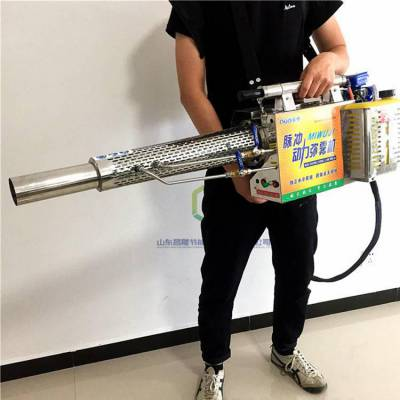 米脂汽油脉冲弥雾机 生产厂家果园杀虫弥雾机
