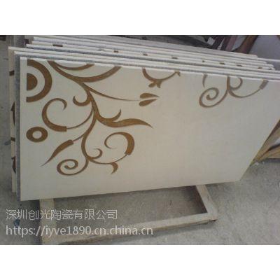 深圳厂家直销仿古砖陶瓷手绘花砖拼花