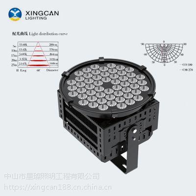 星璨照明led暴风款塔吊灯高亮大功率防水耐用150w200w300w400w500w