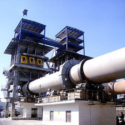 郑矿机器供应日产120-800t石灰回转窑、新型环保节能石灰窑