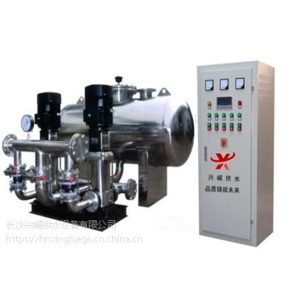 变频调速恒压供水设备 变频恒压给水设备 变频供水设备