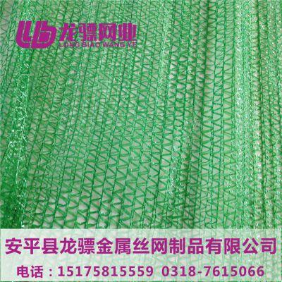 防尘盖土网 绿色盖土遮阳网 2针防尘网价格