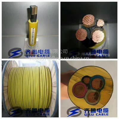 供应KVVP-2*0.75聚氯乙烯控制屏蔽齐鲁电缆
