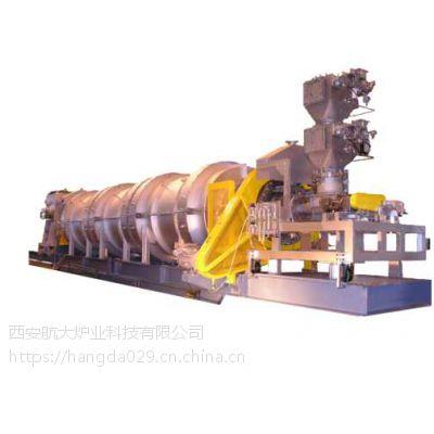 供应航大科技回转炉烧结炉(HD-LX9006)-五氧化二钒