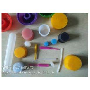 来图来样定做异型件 硅橡胶绝缘套头 硅橡胶产品 硅橡胶制品