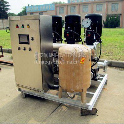 西安无负压供水设备 西安恒压变频供水成套系统 无塔设备 RJ-2709