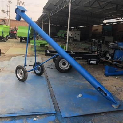 水泥装车螺旋提升机 润众 化肥散料提升机