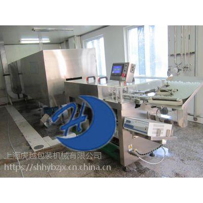 口服液灌装机 上海虎越西林瓶高速灌装机生产厂家
