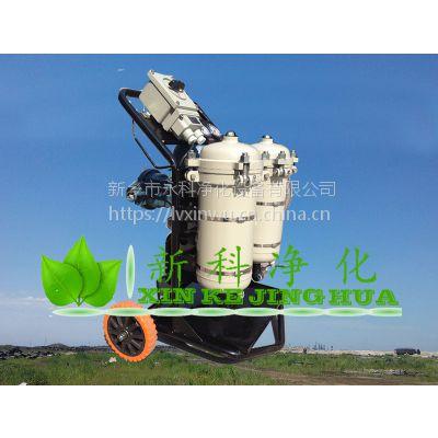 永科净化LYC-B100x10滤油机厂家
