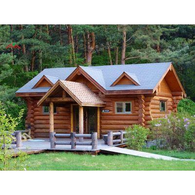 供应厂家直销度假森林木屋